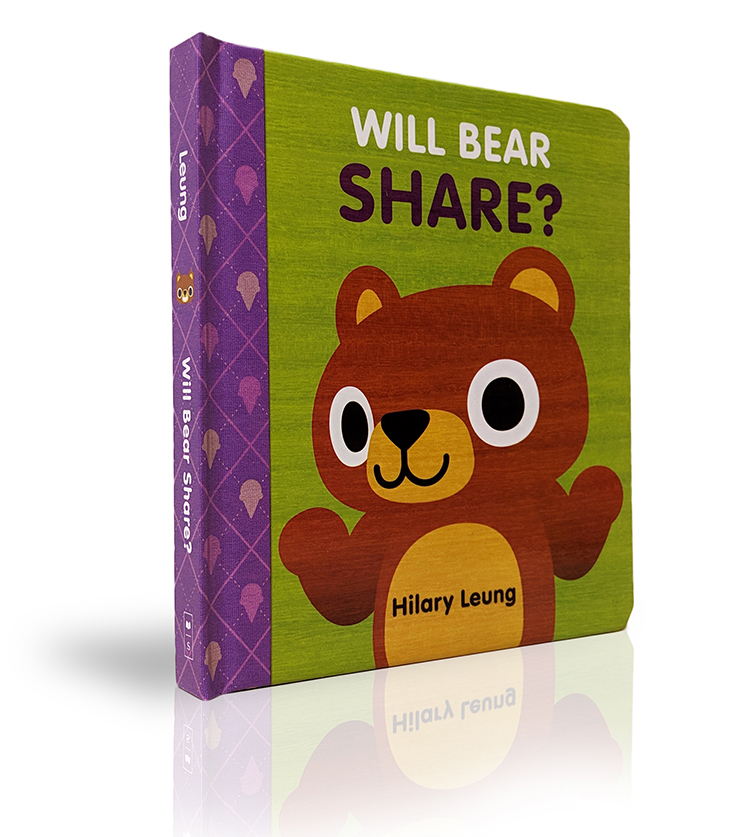 Will Bear Share by Hilary Leung 9781338215595